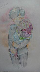 平成くんの画像(水彩色鉛筆に関連した画像)