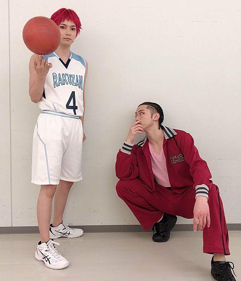 舞台『黒子のバスケ』灰崎祥吾の画像 プリ画像
