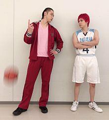 舞台『黒子のバスケ』灰崎祥吾 プリ画像