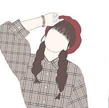 ベレー帽の画像(コーデに関連した画像)