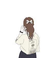 バッグプリントTシャツの画像(ポニテに関連した画像)