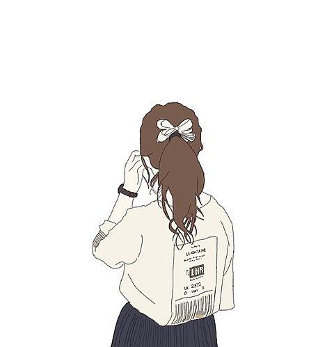 バッグプリントTシャツの画像(プリ画像)