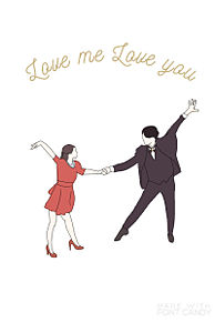 love me love you プリ画像