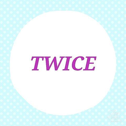 TWICE文字の画像(プリ画像)