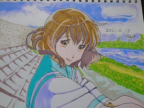 黄前久美子の画像(プリ画像)