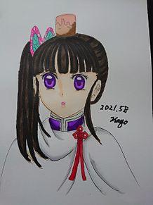 栗花落カナヲ プリ画像