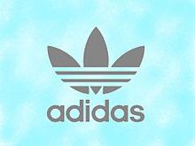 adidasの画像(スカイブルーに関連した画像)