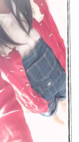 今日のファッションの画像(プリ画像)