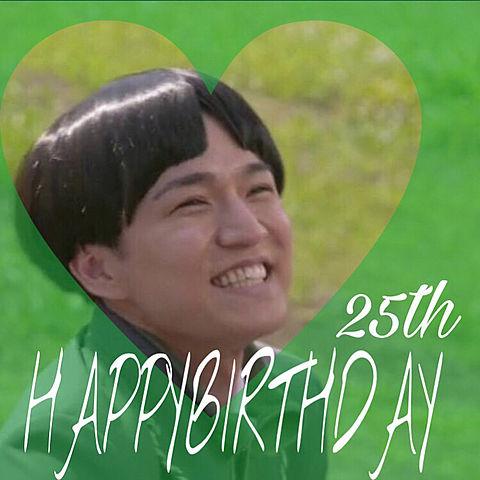 神ちゃんHAPPYBIRTHDAY!!の画像(プリ画像)