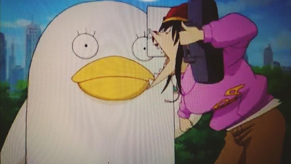 小五郎とエリザベスです。