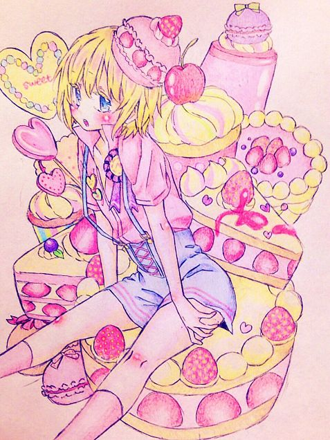 sweet!!の画像(プリ画像)