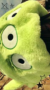 リトルグリーンメンオシャレみどり緑の画像(ディズニー オシャレに関連した画像)