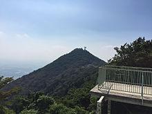 筑波山の画像(アウトドアに関連した画像)