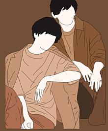 山田涼介 中島裕翔 やまゆと ゆとやま線画 プリ画像