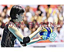 女子バレーボール日本代表 古賀紗理奈の画像(バレーボール女子に関連した画像)