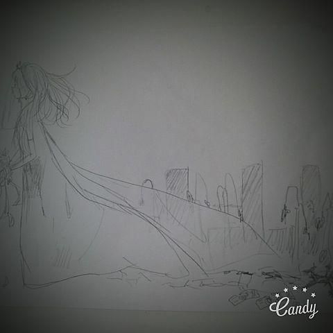 花嫁の現実の画像(プリ画像)