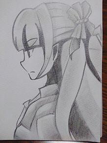 戦姫絶唱シンフォギア・サンジェルマン描いてみた!の画像(戦姫絶唱シンフォギアに関連した画像)