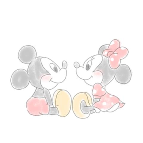 カワ(・∀・)イイ!! ディズニーキャラクターの画像(プリ画像)