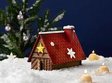 X'mas お菓子の家の画像(プリ画像)