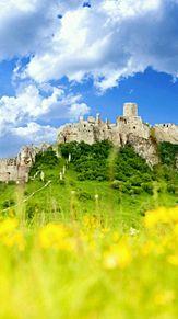スピシュスキー城  スロバキアの画像(プリ画像)