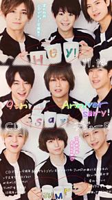 CDデビュー日!!の画像(薮宏太/高木雄也/伊野尾慧に関連した画像)