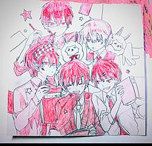 赤!!の画像(ナカノヒトゲノムに関連した画像)