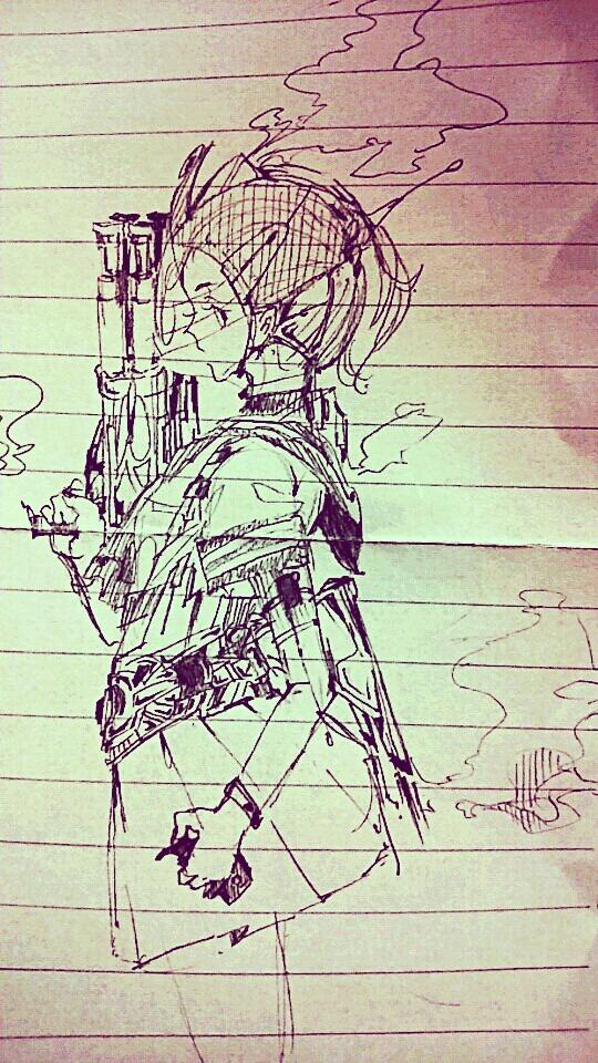 セーラー服と機関銃の画像 p1_35