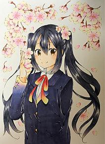 桜🌸の画像(あずにゃんに関連した画像)
