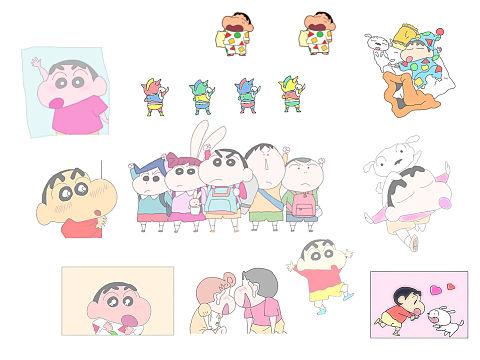 クレヨンしんちゃんの画像(プリ画像)