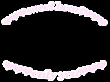 横長の画像に 背景透過 素材 量産型 加工 フレームの画像(横長に関連した画像)