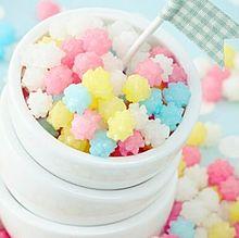 かわいいお菓子たち(*≧з≦)