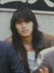 稲葉 浩志 短髪