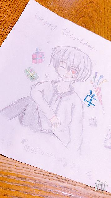 まふまふさん Happy Birthday!の画像(プリ画像)