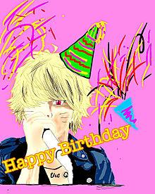 Happy Birthday!Hiro!の画像(プリ画像)