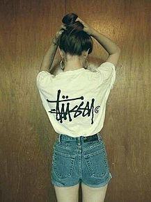 ストゥーシーの画像(Tシャツに関連した画像)