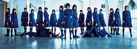 欅坂46 4thシングル 保存はいいねの画像(プリ画像)