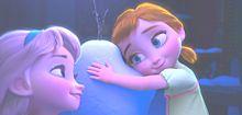 アナと雪の女王🌬❄️☃️🐎👱🏻👧🏼の画像(クリスマスに関連した画像)