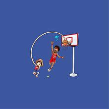 バスケ プリ画像
