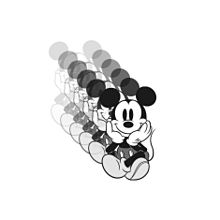 ミッキー ペアの画像(シンプルに関連した画像)