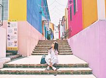 韓国風景 プリ画像