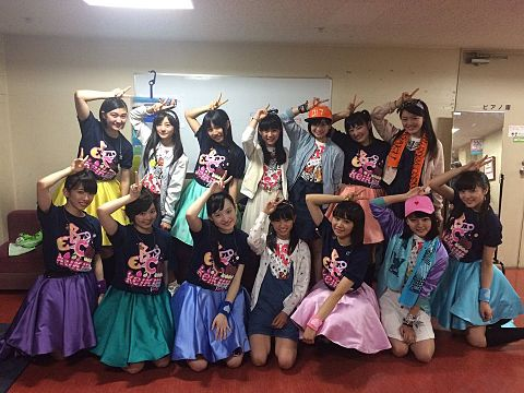 ばってん少女隊&私立恵比寿中学の画像(プリ画像)