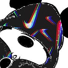 NIKE×ミッキーの画像(プリ画像)