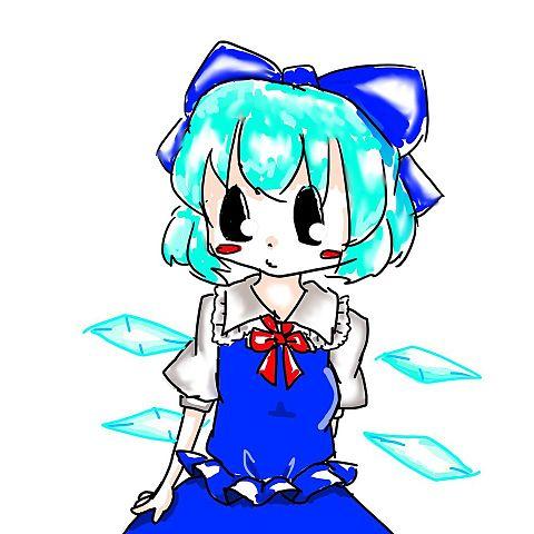 チルノ〜の画像(プリ画像)