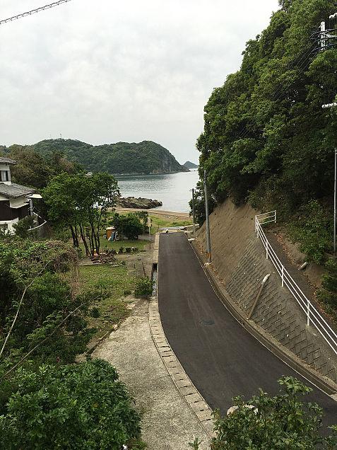 家の前の画像(プリ画像)