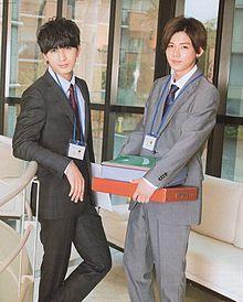 #西侍#TwinTower#藤井流星#小瀧望#高身長のおふたり プリ画像