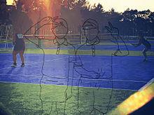 ソフトテニスの画像(ソフトテニスに関連した画像)