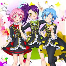 i☆Ris×プリパラ(加工画) プリ画像