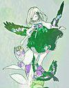花の精 プリ画像