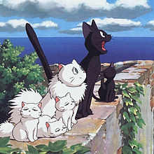 ジブリの画像(猫 おしゃれに関連した画像)