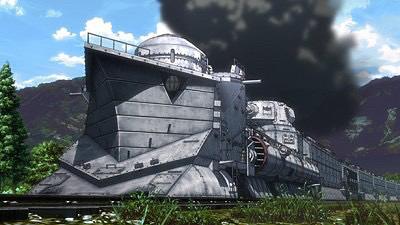 甲鉄城の画像 プリ画像